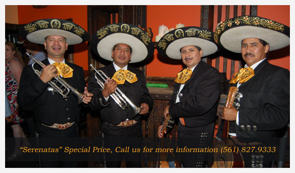 Searching For The Best Live Palm Beach Mariachi
